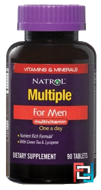 Multiple for Men, Natrol, 90 tablets