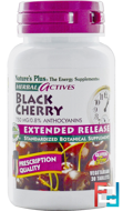 Herbal Actives, Black Cherry, Nature's Plus, 750 mg, 30 Tablets