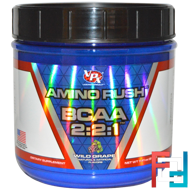 Amino Rush BCAA 2:2:1, VPX Sports, 210 g