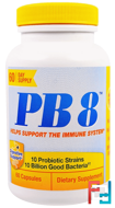 PB 8, Immune Support, Nutrition Now, 60 Capsules