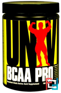 BCAA Pro, Universal Nutrition, 100 capsules