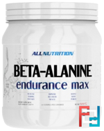Beta-alanine Endurance Max, All Nutrition, 500 g