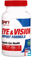 Eye & Vision Support Formula, SAN Nutrition, 90 Capsules
