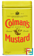 Double Superfine Mustard Powder, Colman's, 4 oz (113 g)