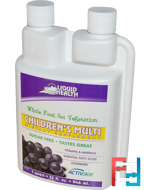 Children's Multi, Liquid Health Products, 32 fl oz, 946 ml