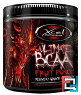Ultimate BCAA, Xcel Nutrition, 325 g