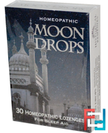 Moon Drops, Historical Remedies, 30 Homeopathic Lozenges