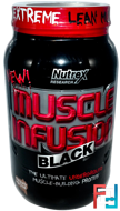 Muscle Infusion Black, Nutrex Research Labs, 2 lbs, 908 g