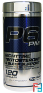 Nighttime Testosterone & Sleep Support, 120 Capsules