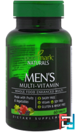 Men's Multi-Vitamin, PureMark Naturals, 60 Tablets