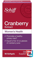 Cranberry Extract, Schiff, 90 Softgels
