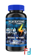 Brutal 4ce, Blackstone Labs, 60 tablets