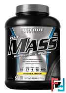 Elite Mass Gainer, Dymatize Nutrition,  2700 g