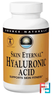 Skin Eternal, Hyaluronic Acid, 50 mg, Source Naturals, 120 Tablets