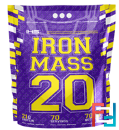 Iron Mass 20, IHS technology, 7000 g