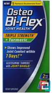 Joint Health, Triple Strength + Turmeric , Osteo Bi-Flex, 80 Coated Tablets