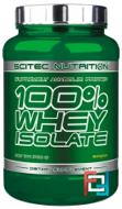 100% Whey Isolate, Scitec Nutrition, 700 g