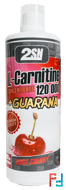 Liquid L-carnitine + GUARANA concentrate 120 000, 2SN, 1000 ml