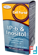 Cell Forte, IP-6 & Inositol, Enzymatic Therapy, 120 Veggie Caps