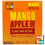 Pressed by KIND, Mango, Apple & Chia, KIND Bars, 12 Fruit Bars - 1.2 oz (35 g)