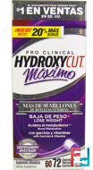 Pro Clinical, Maximo, Hydroxycut, Muscletech, 72 Rapid-Release Capsules