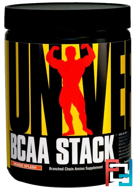 BCAA Stack, Universal Nutrition, 250 g