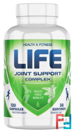 Life Joint Support Complex, Tree of Life, HAS Nutrition, 120 caps