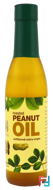 Roasted Peanut Oil, Unfiltered Extra Virgin, Bell Plantation, 12.3 fl oz (363 ml)