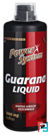 Guarana Liquid 8000 mg, Power System, 1000 ml