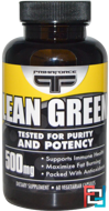 Lean Green, Primaforce, 500 mg, 60 Veggie capsules
