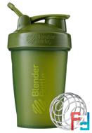 BlenderBottle, Classic With Loop, Moss Green, Sundesa, 20 oz