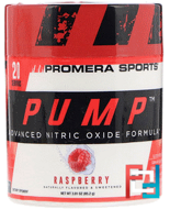 Pump, Advanced Nitric Oxide Formula,Promera Sports, 3 oz, 86 g