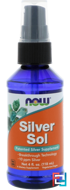 Silver Sol, Now Foods, 4 fl oz (118 ml)