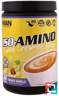 ISO-AMINO Coffee Creamer Bliss, MAN Sports, 7.41 oz, 210 g