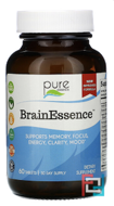 BrainEssence, Pure Essence, 60 Tablets