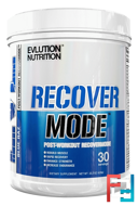 Recover Mode, Blue Raz, EVLution Nutrition, 22.2 oz (6.30 g)