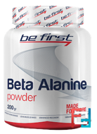 Beta alanine powder, Be First, 200 g