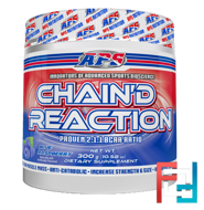 Chain'd Reaction, APS Nutrition, 2:1:1, 300 g