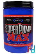SuperPump Max, Gaspari Nutrition, 1.41 lb,  640 g