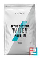 Hydrolysed Whey Protein (Гидролизат Протеина), Unflavored, Myprotein, 1000 g