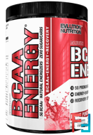 BCAA Energy, Fruit Punch, EVLution Nutrition, 10.2 oz (288 g)