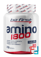 Amino 1800, Be First, 210 tablets