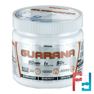 Guarana Extract, King Protein, 50 g