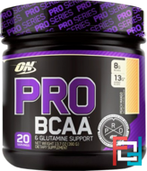 Pro BCAA & 5 g Glutamine Support, Optimum Nutrition, 390 g