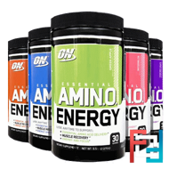 Essential Amino Energy, Optimum Nutrition, 30 serv, 270 g