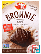 Brownie Mix, Enjoy Life Foods, 14.5 oz (411 g)