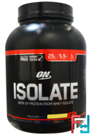 Isolate, Optimum Nutrition, 3.03 lb, 1380 g
