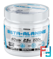 Beta-Alanine, King Protein, 100 g