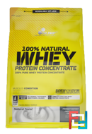 Natural Whey Protein Concentrate, Olimp, 700 g