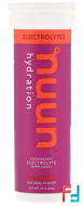 Natural Electrolyte Enhanced Supplement, Nuun, Active, 10 Tablets